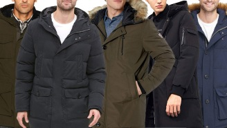 Stay Warm In The Icy Cold With One Of These 12 Best Winter Parkas For Men