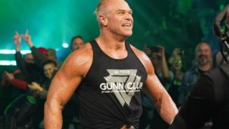 AEW Performer Billy Gunn Got Absolutely Jacked For A Bodybuilding Contest And Looks Amazing At 57