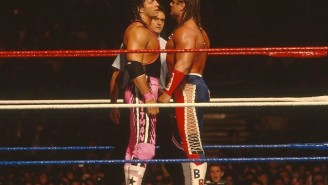 Bret Hart Recalls The British Bulldog Fighting Six Drunks In The Street With A Wrestling Legend In The Backseat Of The Car