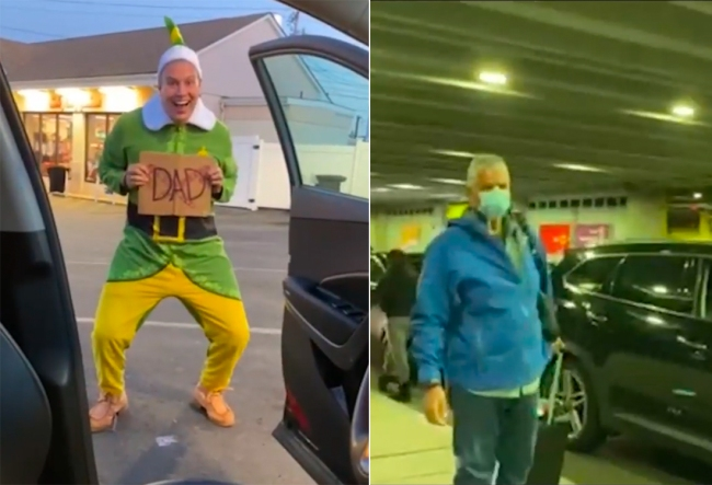 Buddy The Elf Real Dad