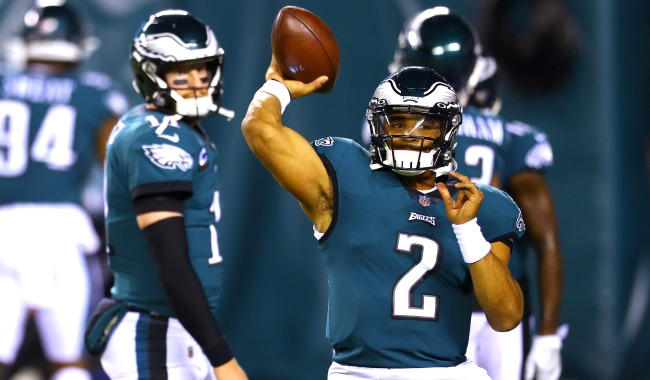 Carson Wentz Compared To Baker Mayfield By One NFC Executive