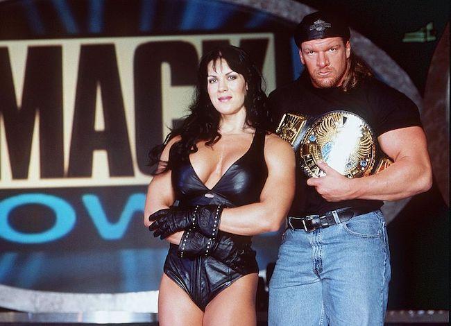 Chyna Triple H breakup
