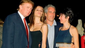 Conspiracy Theorists Believe Video Shows Jeffrey Epstein Alive And Well, Living In New Mexico