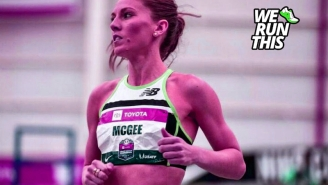 Team USA Runner Cory McGee Ran Her First Competitive Race At An Age When Most Kids Can't Do Simple Math