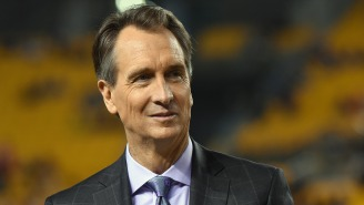 Cris Collinsworth Apologizes For His Comments About Female Steelers Fans