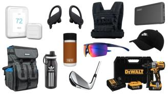 Daily Deals: Earphones, Drills, Photo Frames, adidas Sale And More!