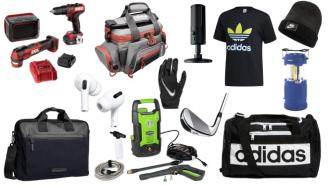 Daily Deals: AirPods, Microphones, Briefcases, adidas Sale And More!