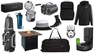 Daily Deals: Speakers, Christmas Lights, Fryers, Nike Sale And More!