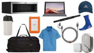 Daily Deals: Surface Pros, Smart Locks, Cables, adidas Sale And More!