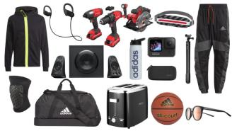 Daily Deals: Toasters, Speakers, GoPros Bundles, adidas Sale And More!