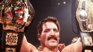 Dan Severn Biographer Explains Why 'The Beast' Is The Most 'Legitimately Feared But Ignored Champion' In WWE History