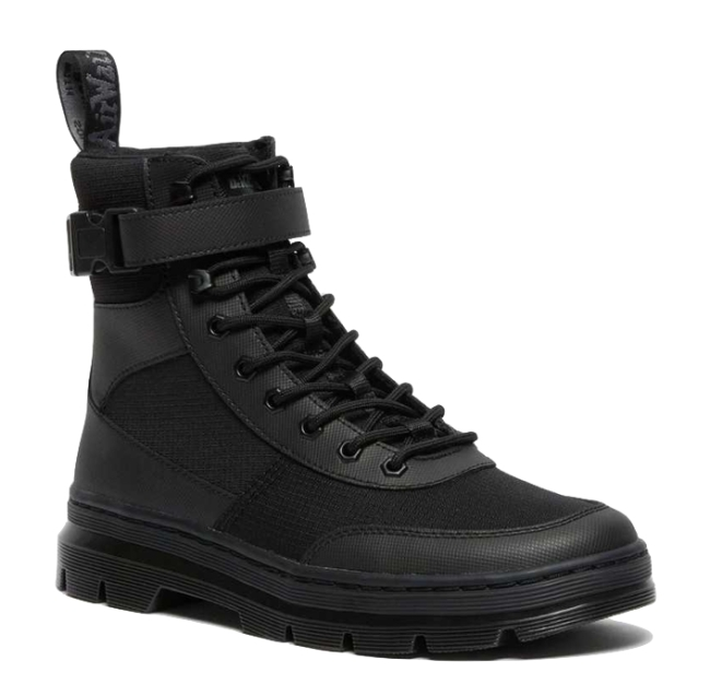 Dr. Martens Combs Tech Poly Casual Boots