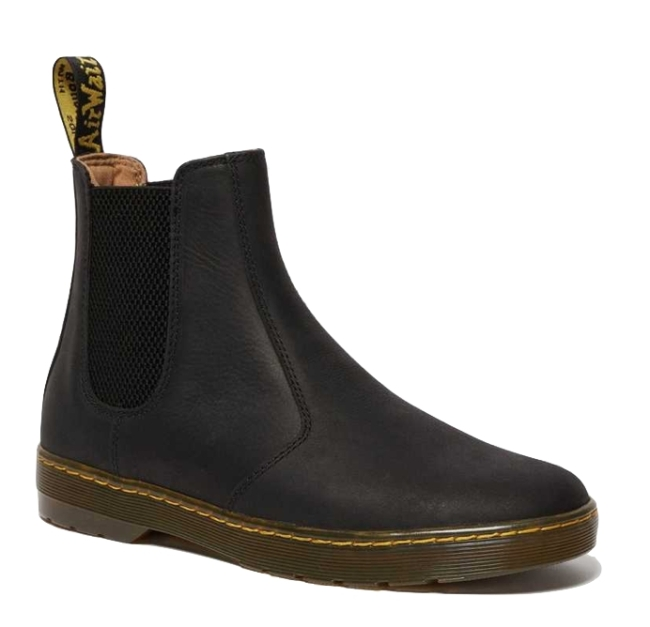 Dr. Martens Harrema Light Leather Chelsea Boots