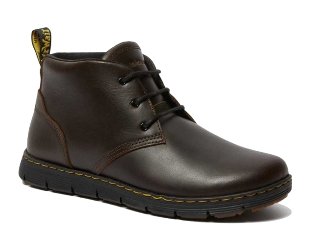 Dr. Martens Rhodes Leather Chukka Boots
