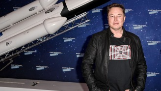 Elon Musk Says SpaceX Will Have Put Humans On Mars By The Year 2026, If Not Sooner