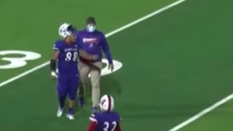 The High School Football Player Who Purposefully Demolished A Ref Was Jailed After Being Charged With Assault