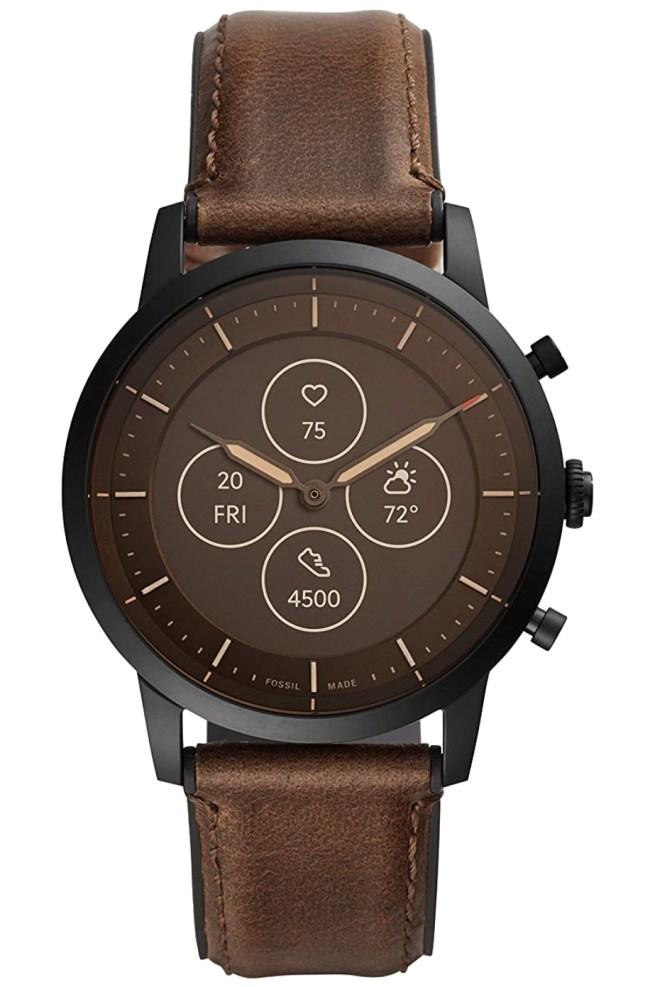 Fossi 42mm Collider HR Smart Watch