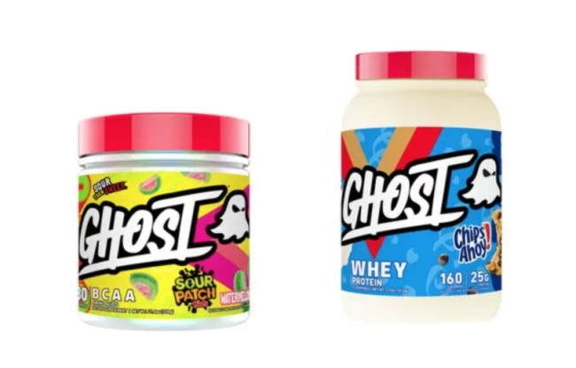 GNC Ghost Products