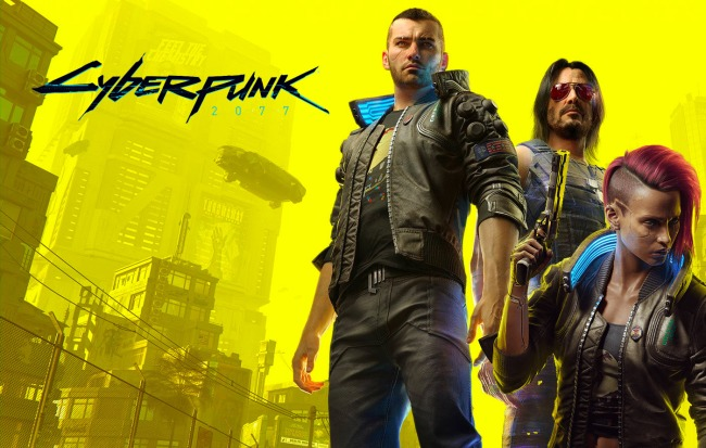 Gamers Are Losing It Over Super Graphic Cyberpunk 2077 Glitch
