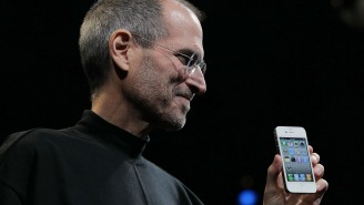 You'd Have To Be Legit Insane To Buy This $9,000 iPhone Made With Steve Jobs' Turtleneck