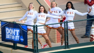 The Fact That NCAA Cheerleaders Make Money Is Preposterous