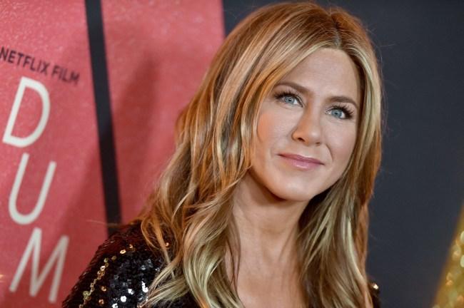 Jennifer Aniston Slammed By The Internet Over Insensitive 'Pandemic' Christmas Tree Decoration