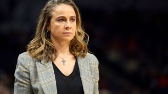 Becky Hammon Becomes First Female To Serve As Head Coach In NBA Regular Season Game After Gregg Popovich Ejection