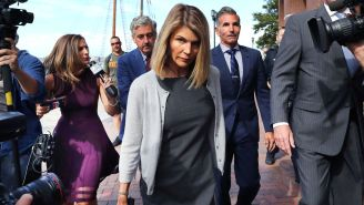 Lori Loughlin Released From Prison After Serving Less Than 2 Months, Reportedly Flies Home In Private Jet