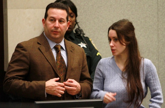 Casey Anthony files paperwork to open private investigation firm in Florida.