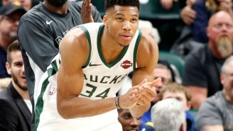 Giannis Antetokounmpo Is Staying In Milwaukee On A Five-Year Extension Worth $228 Million, The Largest Deal In NBA History