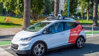 Fully Driverless Cars Are Being Tested For The First Time Without A Safety Driver On The Roads In San Francisco And So Far, So Good
