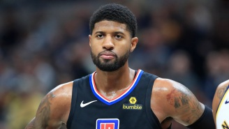 'Pandemic P' Starts Trending As NBA Fans Mock Paul George After Clippers Historic 51 Point Loss To The Mavs