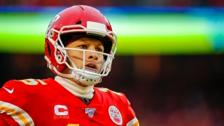 Pat Mahomes' Postmates Receipts Raise A Few Big Questions But Also Remind Us That He's A Great Dude