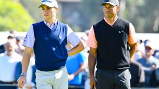 Justin Thomas Shares Incredible Story About Just How Fierce A Competitor Tiger Woods Is