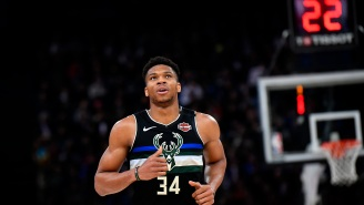 Fans Accuse Giannis Antetokounmpo Of Being A Snitch After He Reportedly Showed Bucks Execs Text Messages Of Superstars Trying To Recruit Him