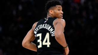 NBA Fans Freak Out After Giannis Antetokounmpo Says He's Not 'Focused' On Contract Less Than Two Weeks Before Supermax Deadline