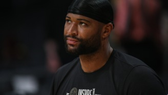 Rockets Fans Freak Out After DeMarcus Cousins Posts Cryptic Tweets Amid Team Drama On Christmas Eve