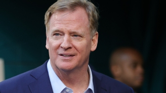 Fans Blast Roger Goodell After He Says The NFL Isn't Considering A Playoff Bubble Because League's Covid-19 Protocols 'Are Working'