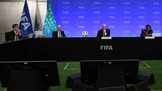 FIFA's Governing Members Make $80,000 Per Zoom Meeting
