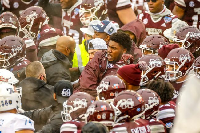 Mississippi State Fight Armed Forces