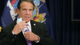 Andrew Cuomo To Skip Bills' Playoff Game Following Fan's Petition To Ban Him, Says He Has To Prepare A Speech