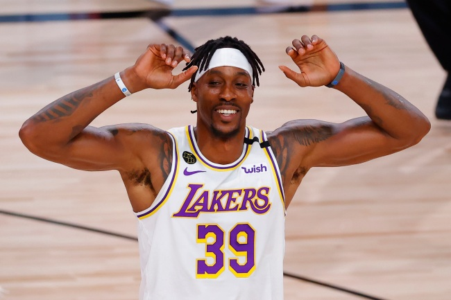 Dwight Howard Allegedly Stiffs Woman In Ultimate Snake Move