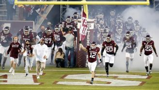 Texas A&M Football Players And Staff Are Tweeting Eyeball Emojis After Their Game Against Ole Miss Was Cancelled, WHAT DOES IT MEAN?!