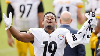 JuJu Smith-Schuster Is Back Dancing On Tik Tok After The Steelers Clinched The AFC North
