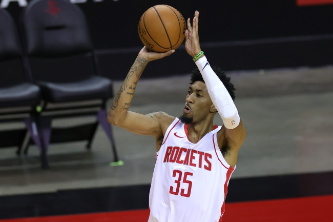 Rockets' Christian Wood Went From Getting Ditched By His Girlfriend On Draft Night After Going Undrafted To Signing $41 Million Contract