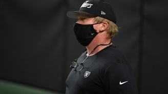 Raiders Fans Crush Jon Gruden For Playing It Safe For A Field Goal And Not Trying To Score TD Late In Game