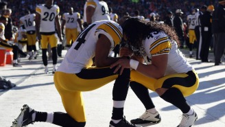Ike Taylor Talking About The Power Of Troy Polamalu Is Awesome: 'I've Seen Grown Men & Women Cry Just To See The Dude'