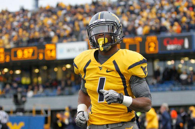 Tavon Austin West Virginia