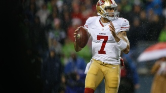 Colin Kaepernick's NFL Debut Jersey Sells For $128k, Becomes Most Expensive NFL Jersey Ever Sold At Auction