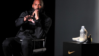 Kobe Bryant Was Reportedly Considering Leaving Nike To Start New Sneaker Brand Owned By Players